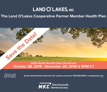 MKC Offers Land O'Lakes Cooperative Farmer Member Health Plan
