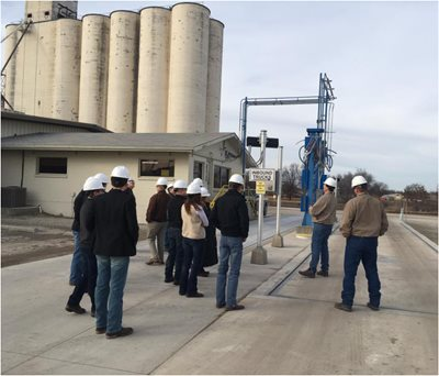 Kansas Legislator Ag Committee Visits MKC