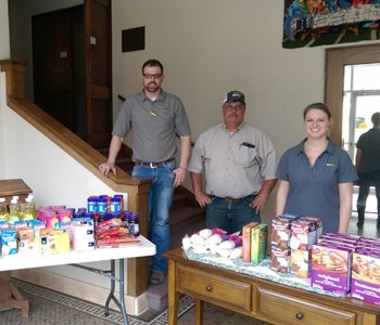 3,200 Pounds of Food Collected During MKC Food Drive